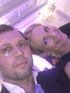 Екатерина Гордон и Дмитрий Дубровский