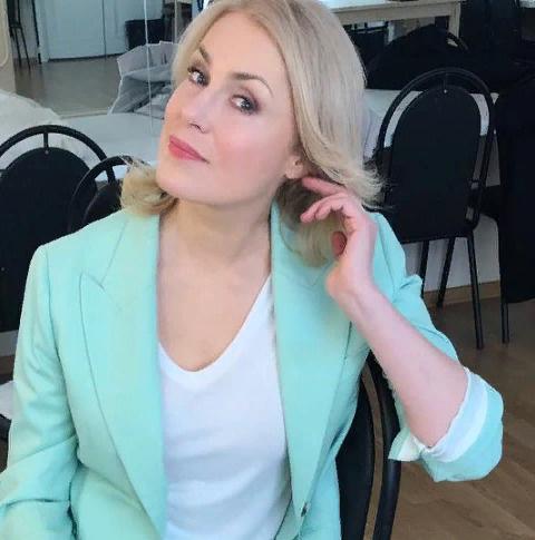 Мария Шукшина признала внука, однако пока не видела малыша
