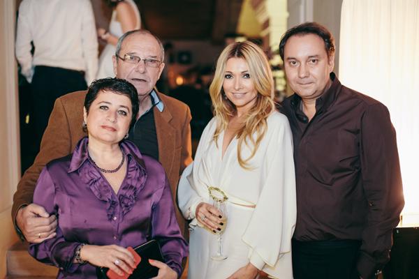 Эммануил и Ирина Виторган, Анжелика Агурбаш и Анатолий Побияхо