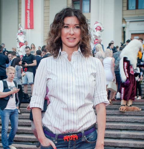 Ольга Слуцкер