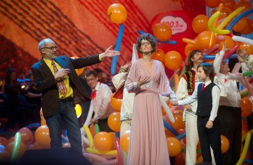 Александр Гордон объявил Ксению Собчак победительницей в одной из номинаций