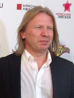 Виктор Дробыш знает толк в молодых талантах