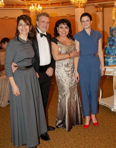 Гаяне Бреуова и Мария Зыкина