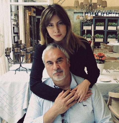 Валерий Меладзе с дочерью Софией