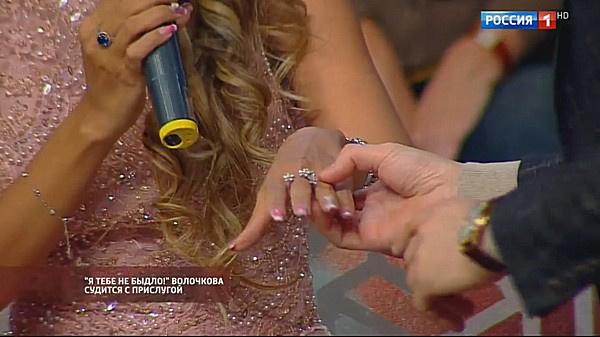 Борис Корчевников заметил дорогое кольцо на пальце Анны Калашниковой