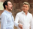 Николай Басков заставил студентов петь в его любимых позах