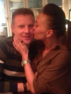 Вячеслав и Екатерина женаты почти год
