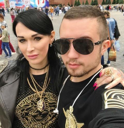 Илона Новоселова и Артем Бесов