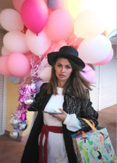 Виктория потратила на день рождения дочери около миллиона