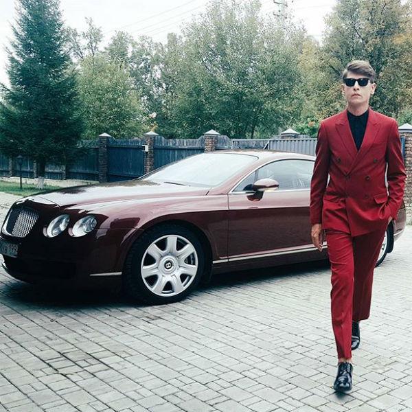 На Владислава Лисовца равняются многие модники