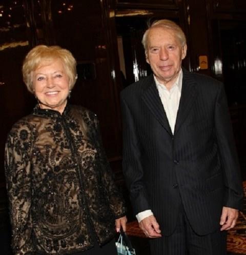 Людмила Касаткина и Сергей Колосов