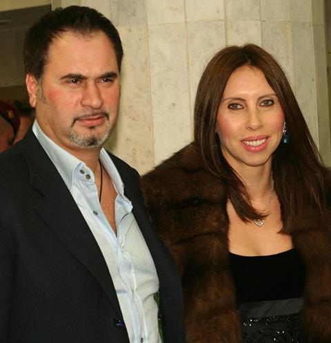 меладзе валерий и его жена фото