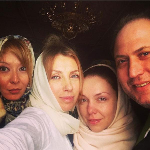 Светлана Бондарчук - молодая звездная бабушка