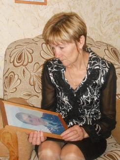 Зоя Александровна, мама Сергея Солнечникова