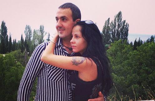 Владимир Савро и Елена Беркова