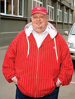 Певец Сергей Крылов