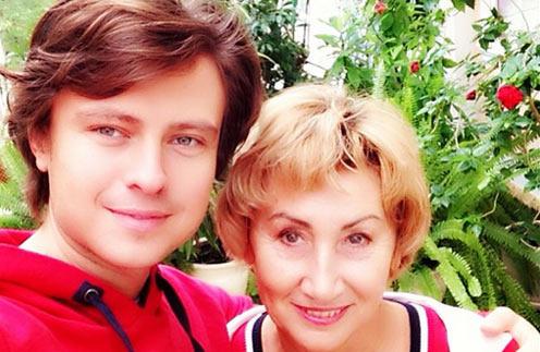 Прохор Шаляпин и Лариса Копенкина в клинике