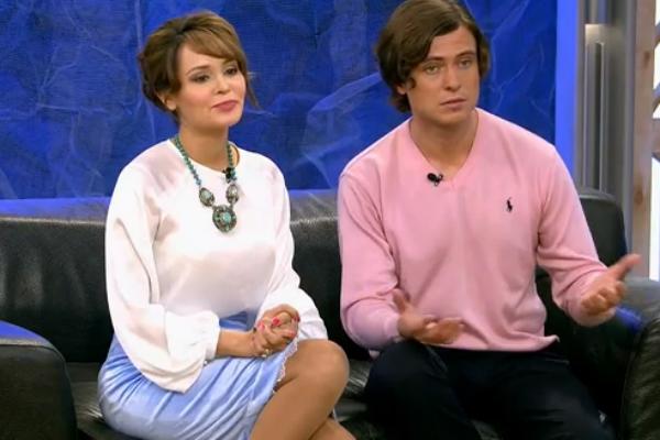 Анна и Прохор пока публично не заявили о своем намерении пожениться