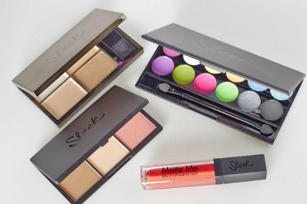 Выиграйте один из трех наборов косметики от Sleek MakeUP
