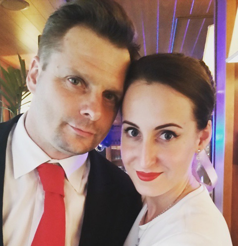 Супруга Александра Носика высказалась о разводе