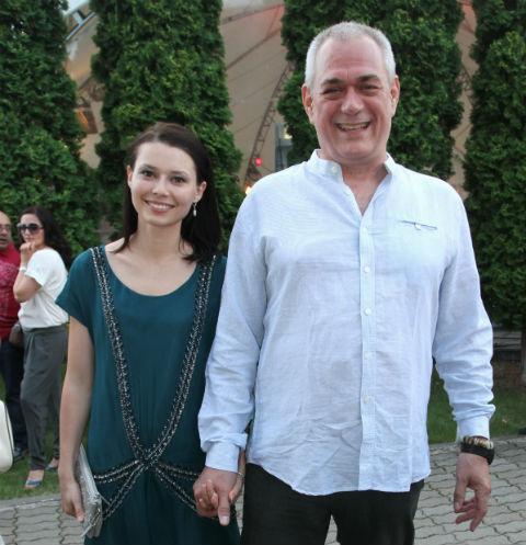 Сергей Доренко и Юлия прожили вместе примерно шесть лет