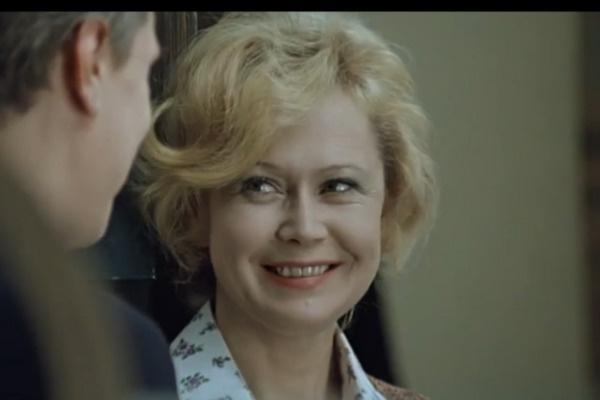 Для многих зрителей Немоляева запомнилась в роли Ольги Рыжовой