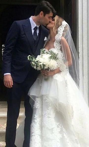 Франка и Ведран поженились 21 июля