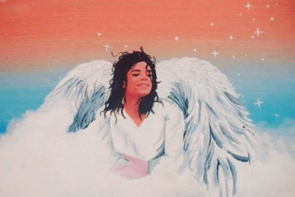Поклонники поп-короля публикуют в соцсетях свое творчество в его память