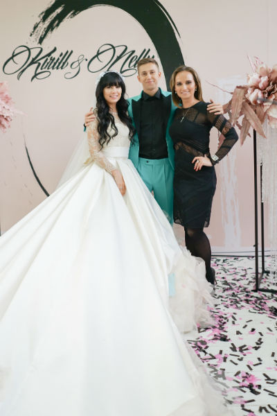 Нелли, Кирилл и Юлия Тихомирова, Генеральный директор «Royal Bar»
