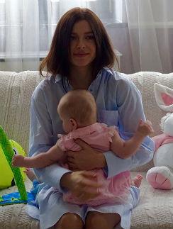 Лена Темникова поделилась успехами дочки