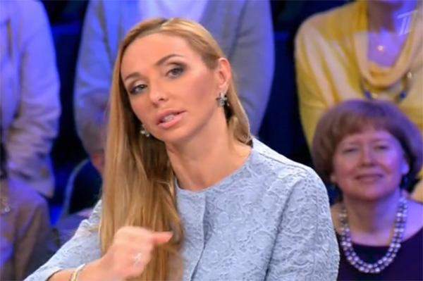 Татьяна Навка пообещала исправиться