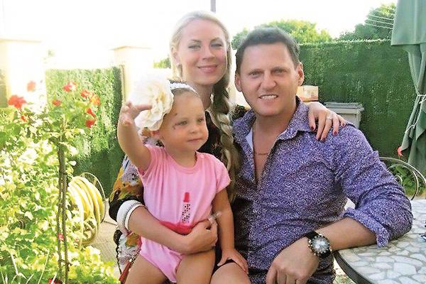 Оксана и Уильям так и не смогли сохранить семью