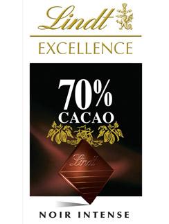 Шоколад Lindt представялет свою стану на самом высоком уровне
