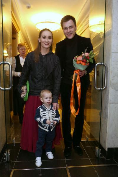 Анастасия Винокур и ее муж раньше часто посещали вместе светские мероприятия