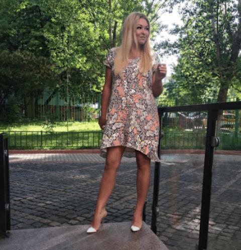 aa0aaa9d7fe5 Ирина Дубцова похудела из-за болезни   StarHit.ru