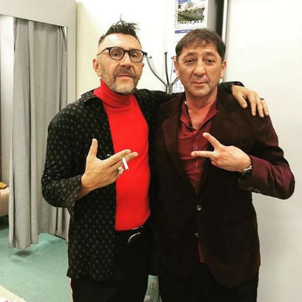Григорий Лепс и Сергей Шнуров стали самыми дорогими артистами