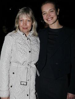 Наталья Водянова с мамой Ларисой Кусакиной