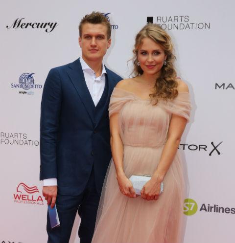 Анатолий Руденко и Елена Дудина
