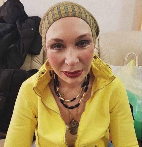 Артистка Татьяна Васильева доставлена вбольницу после поездки вметро