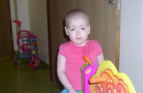 Елена Борщева просит о помощи для 3-летней Свете Суконкиной