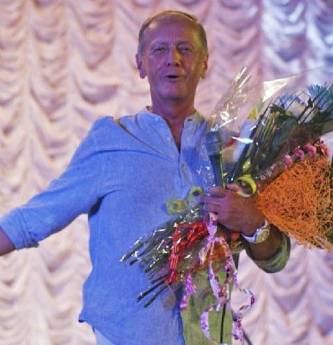 Михаила Задорнова увезли с концерта в больницу