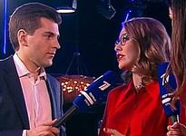 Дмитрий Борисов узнал у Ксении Собчак о второй беременности