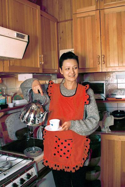 Политик  признается, что домашним хозяйством заниматься не очень любит