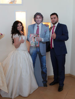 Первый тост на свадьбе тамада поднял за Андрея Малахова