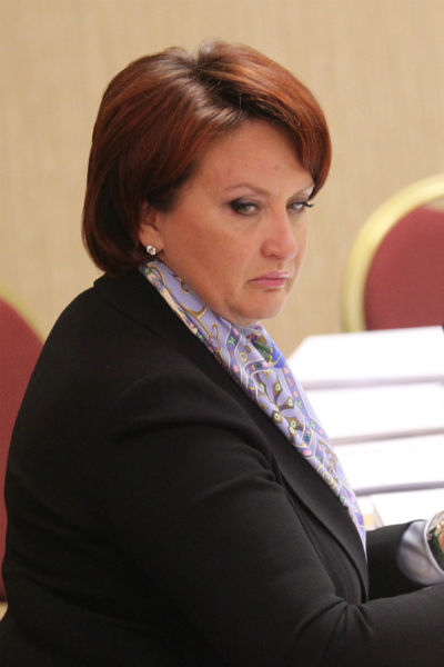 Елена Скрынник, муж - без макияжа. ру 16