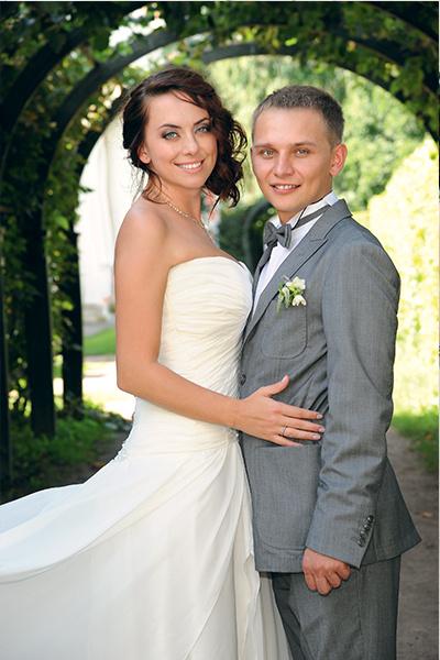 Свадьба любимой сестры  певицы. Наташа и Сергей,   август, 2013 год