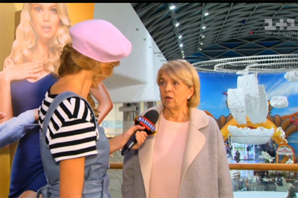 Тамара Галушка (на фото справа) прокомментировала слухи о беременности Веры Брежневой в эфире украинского телеканала