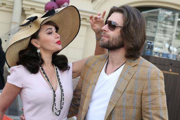 Петр Чернышев стал третьим мужем актрисы