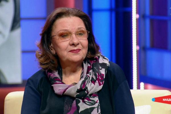 Наталья Максимовна редко дает интервью