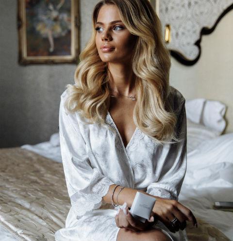 Алена Краснова выбрала украшения SOKOLOV